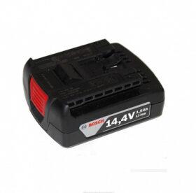Аккумулятор BOSCH Li-on 14,4 V  1,5A  Код 2607336799. Цена 2800 рублей