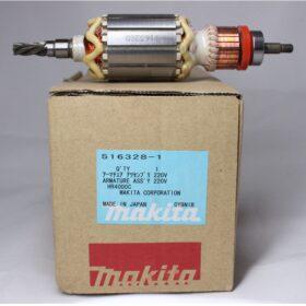 Якорь Makita код 516328-1 для HR4000C. Цена 3250 рублей